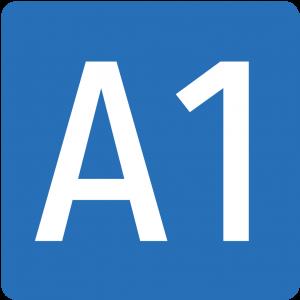 West Autobahn A1