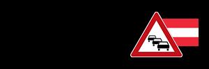 Staukarte Österreich