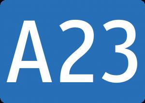 Autobahn_Suedosttangerte_Wien_A23