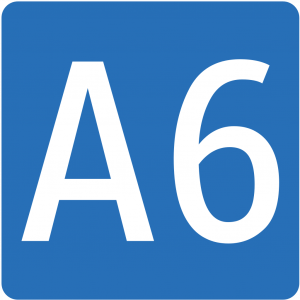 Nordost_Autobahn_A6